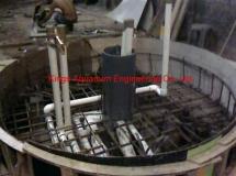 澳門葡京娛樂場內餐廳13700升圓柱缸留喉管