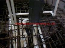 澳門葡京娛樂場內餐廳13700升圓柱缸樁柱