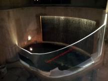 澳門亞加力鱼池+發光扶手1