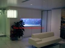 中環辦公室亞加力人造珊瑚魚缸
